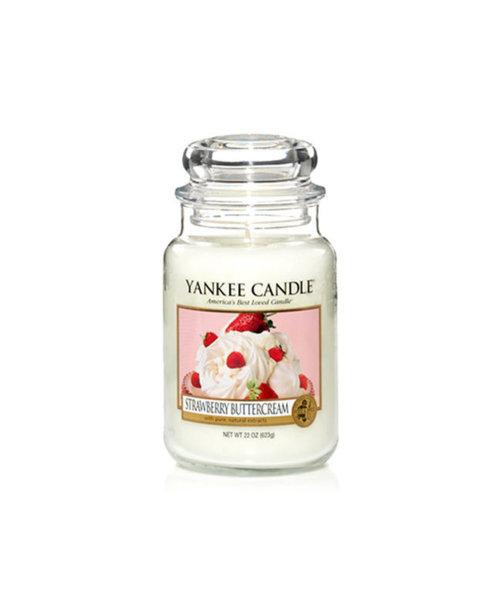 Yankee Candle ароматна свещ STRAWBERRY BUTTERCREAM